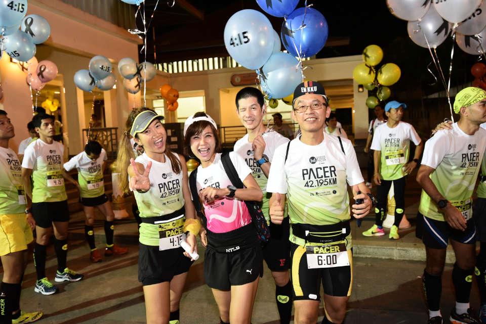 Bangkok Midnight Marathon 2018: The Shirts are Hot; the Weather's Not!