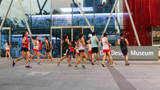 Downtown Run: Free Running Sessions that Reward You with Perks, Including Free Race Slots!