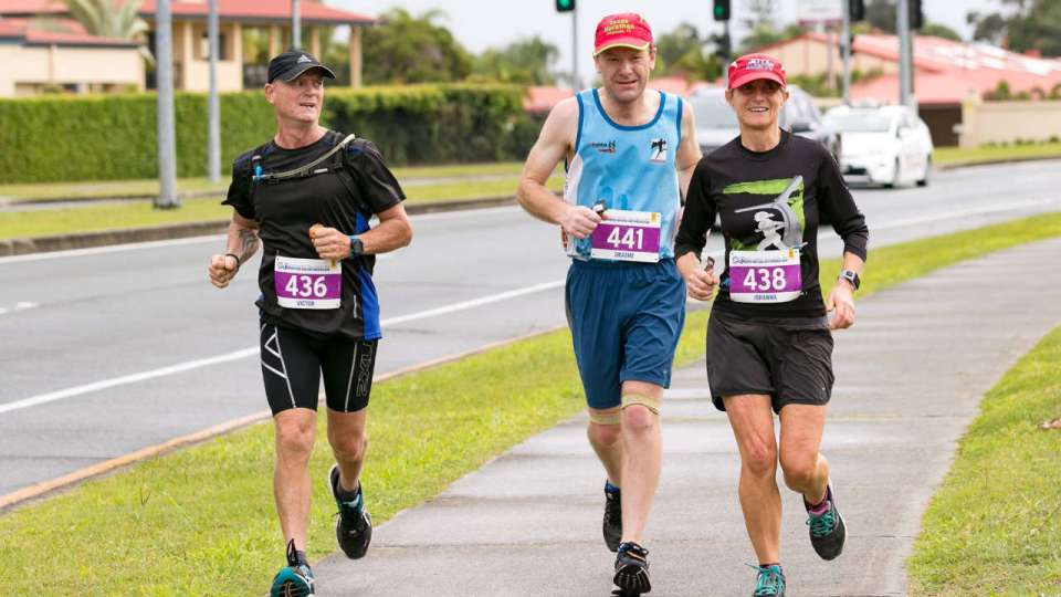 Gold Coast 100 Run Festival 2018