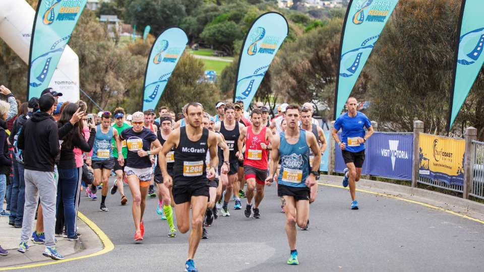 Malaysian Runner Will Be Representing In The Great Ocean Road Running Festival 2018