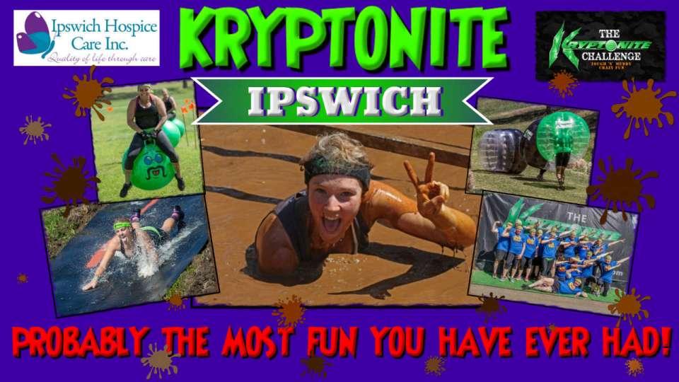 The Kryptonite Challenge Ipswich 2018