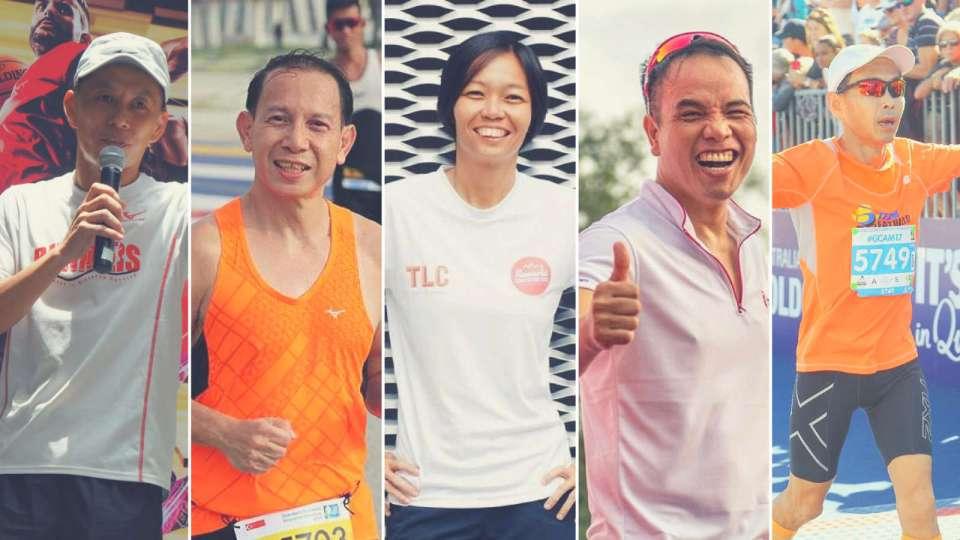 Singapore's Top Running Coaches: Meet 16 of the Best