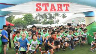 Cold Storage Kids Run 2018 Race Photos