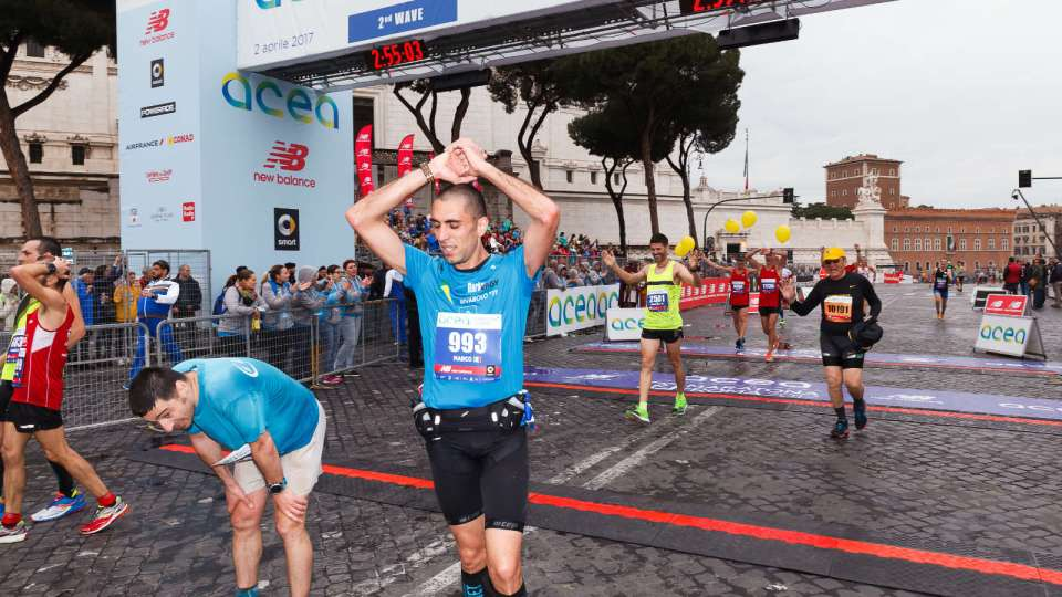 Completed a Marathon? Be on the Lookout for the Fear Monster!