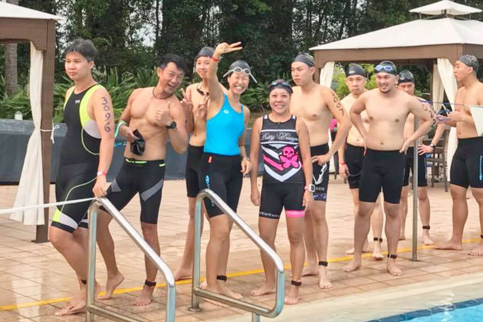 Urban Aquathlon 2018: The Amphibian Race