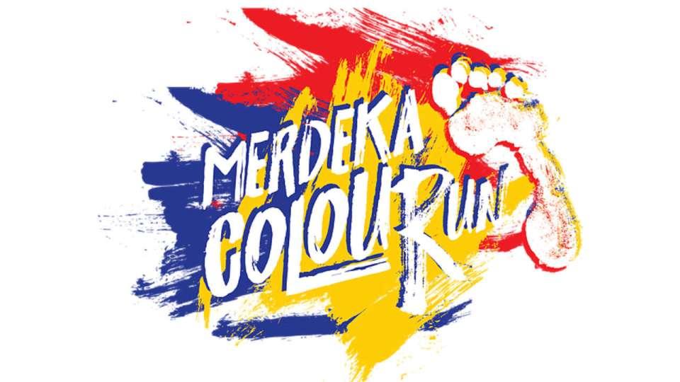 Merdeka Colour Run 2018