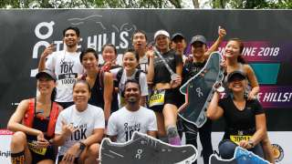 On The Hills 10K 2018 Race Results: Rain Doesn't Stop Us