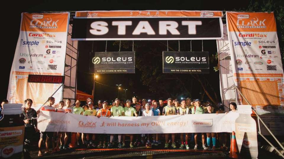 Cardimax Clark Ultramarathon 2018