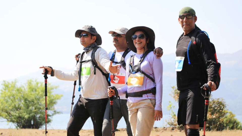 Oxfam Trailwalker 2019