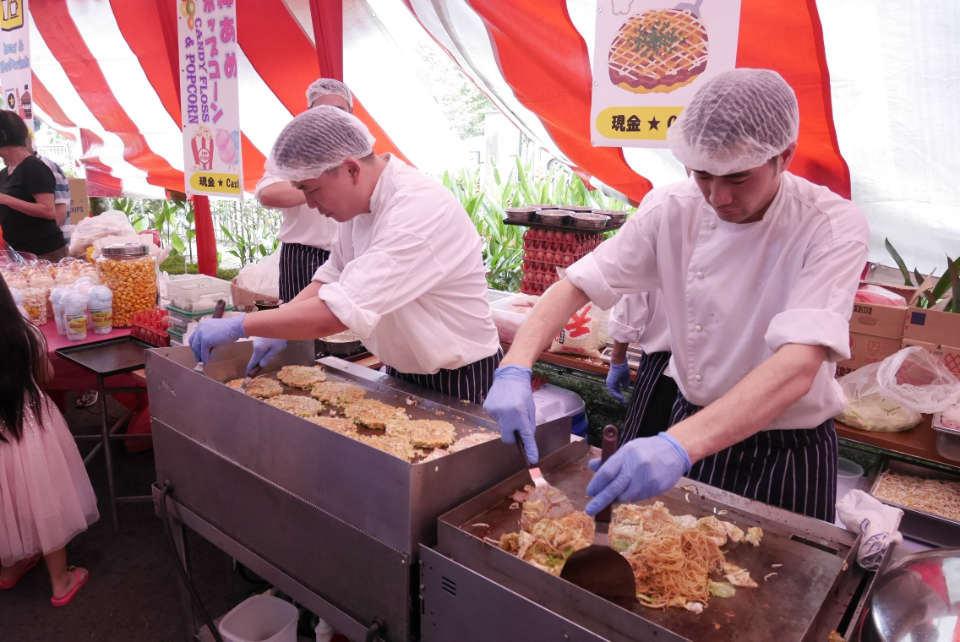 Visit The Biggest Showcase of Japanese Food, Culture and Fun-Play Entertainment in Singapore