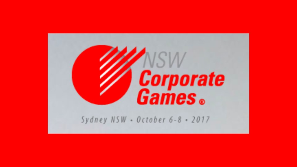 NSW Corporate Games - Running Events 2018