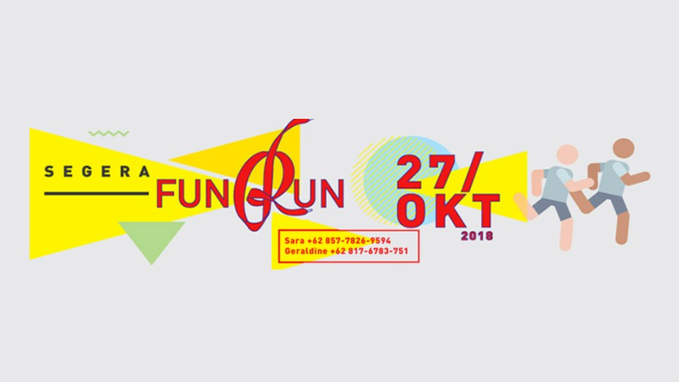 Paulus Fun Run 5K 2018