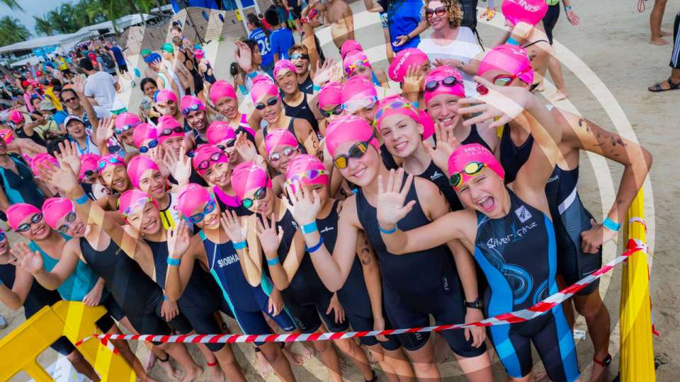 MetaSprint Series Singapore 2019 - Aquathlon