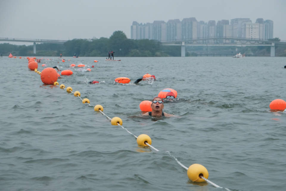 What happened at the FIRST Quzhou TF Triathlon 2018!