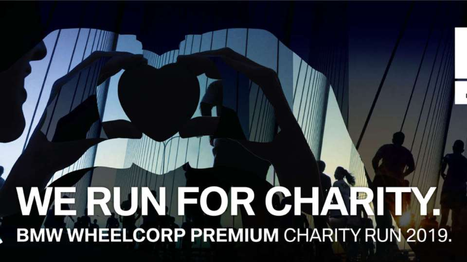 BMW Wheelcorp Premium Charity Run 2019