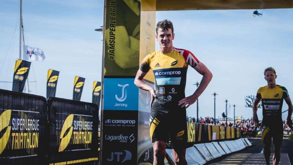Super League Triathlon (SLT) Championship Series