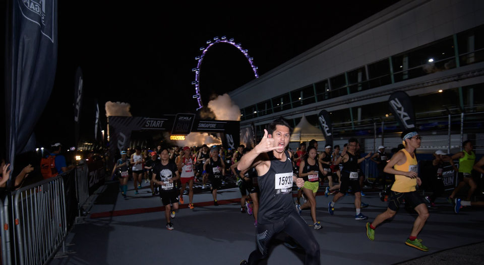 Top 10 Singapore Running Events of 2018 According to Runners