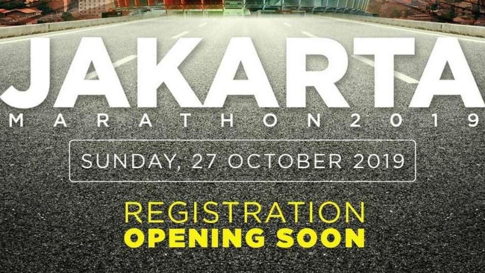Jakarta Marathon 2019