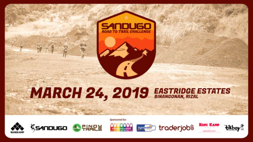 Sandugo Road To Trail Challenge 2019