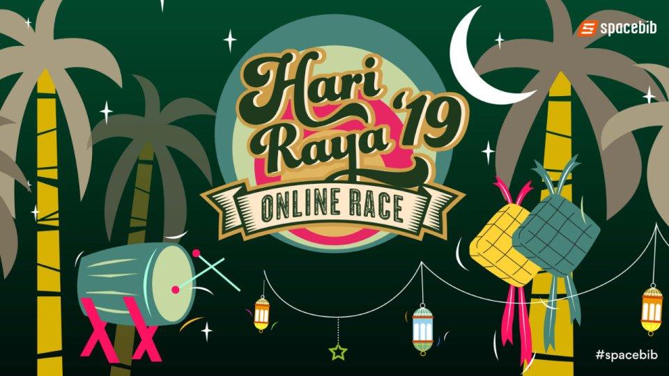 Hari Raya Online Race 2019