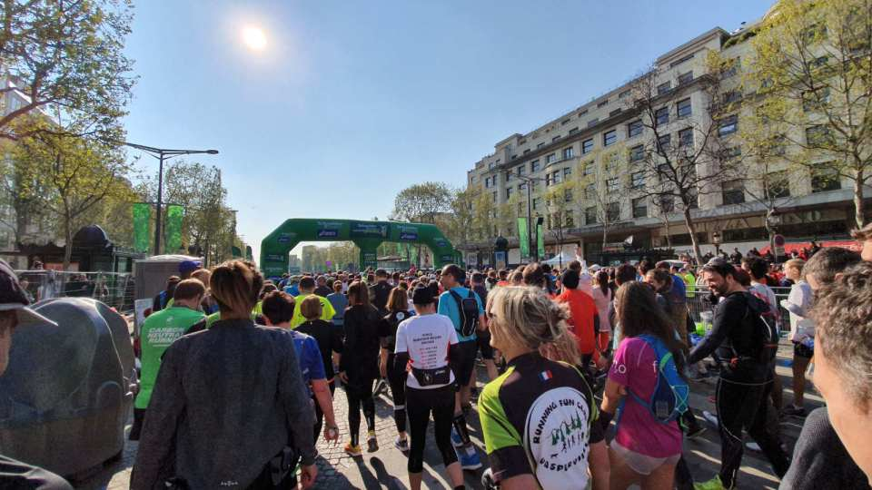 If You Want A Memorable Holiday Run Then The Paris Marathon Have to Be In Your Running List!