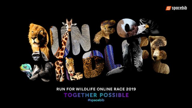 Run For Wildlife Online Race 2019