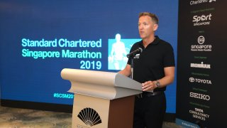 Standard Chartered Singapore Marathon Is A Night Marathon This Year