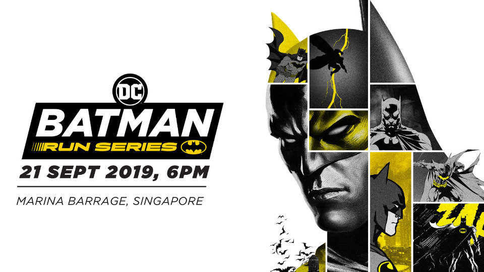 Batman Run 2019: Become the Superhero You Knew You Could Be