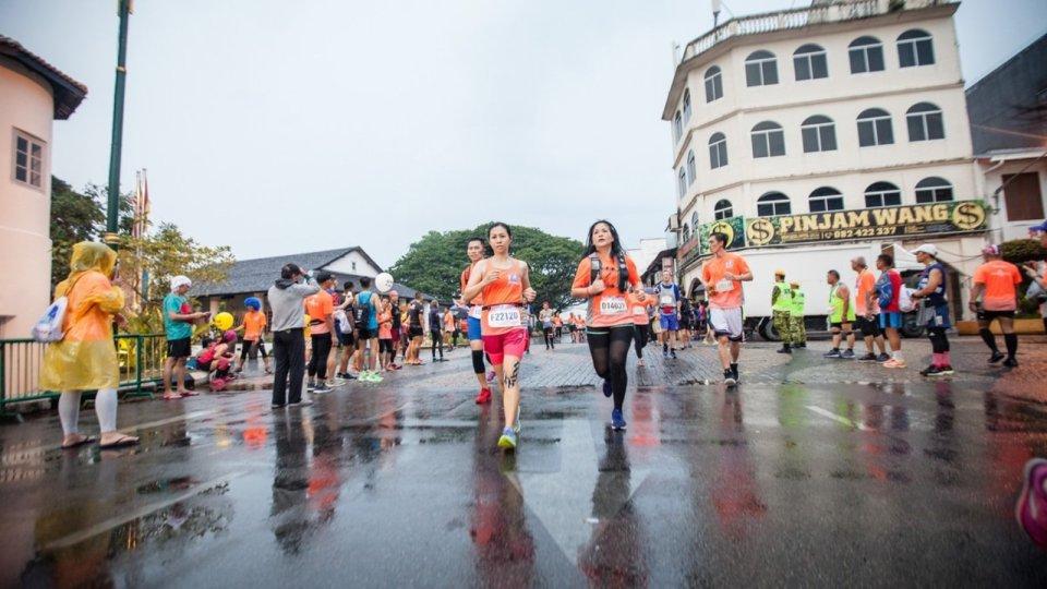 Record 10,000+ Participants in Kuching Marathon 2019