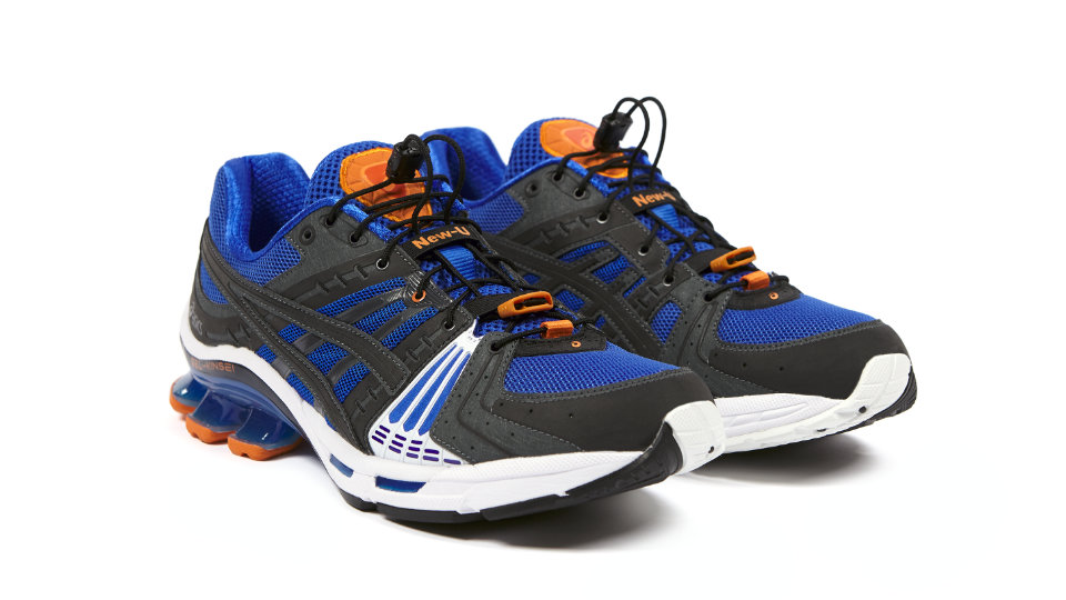 ASICS & AFFIX Launches The Brand New GEL-KINSEI OG