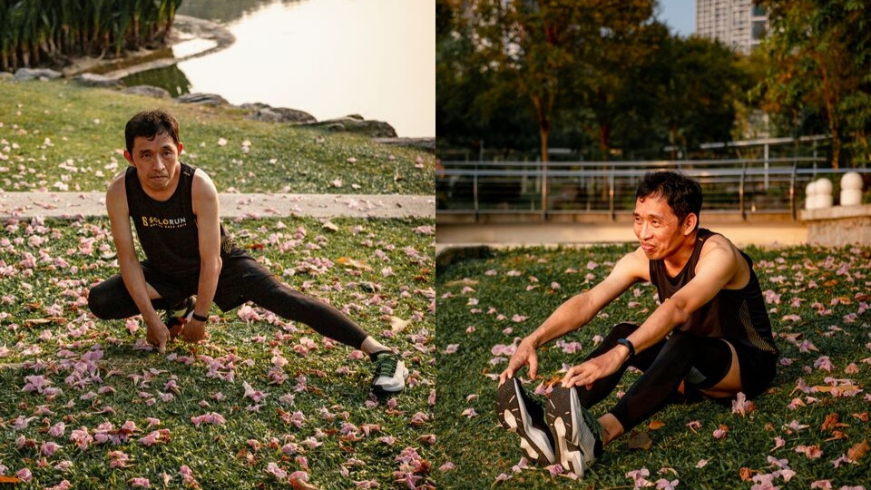Lost Your Enthusiasm for Running? Gung-ho New Runner Gary Loh Will Inspire You