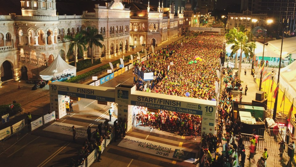 This Year Could Be The Biggest Standard Chartered KL Marathon