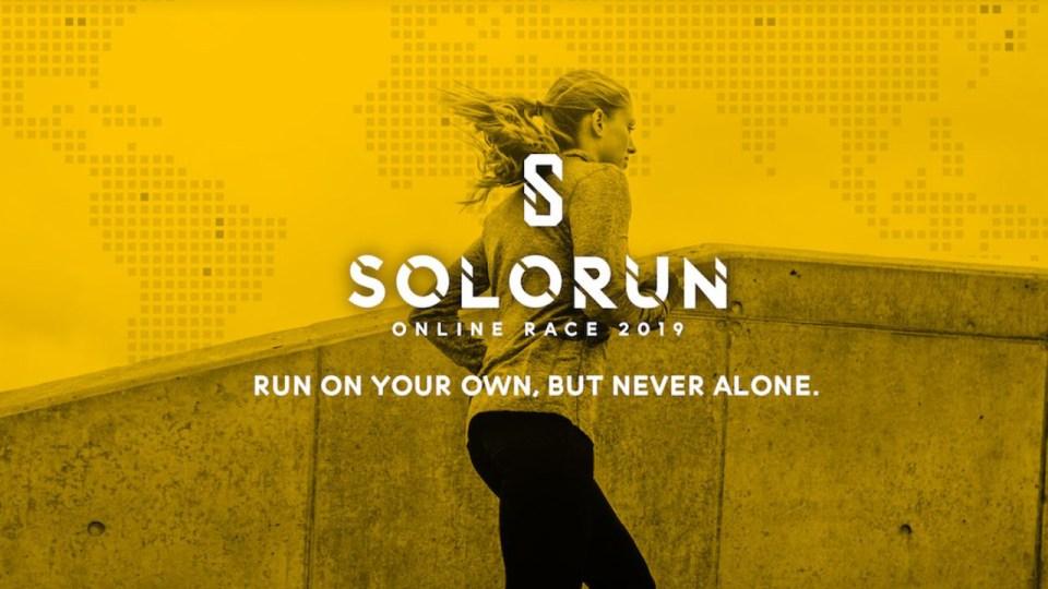 Solo Run Online Race 2019