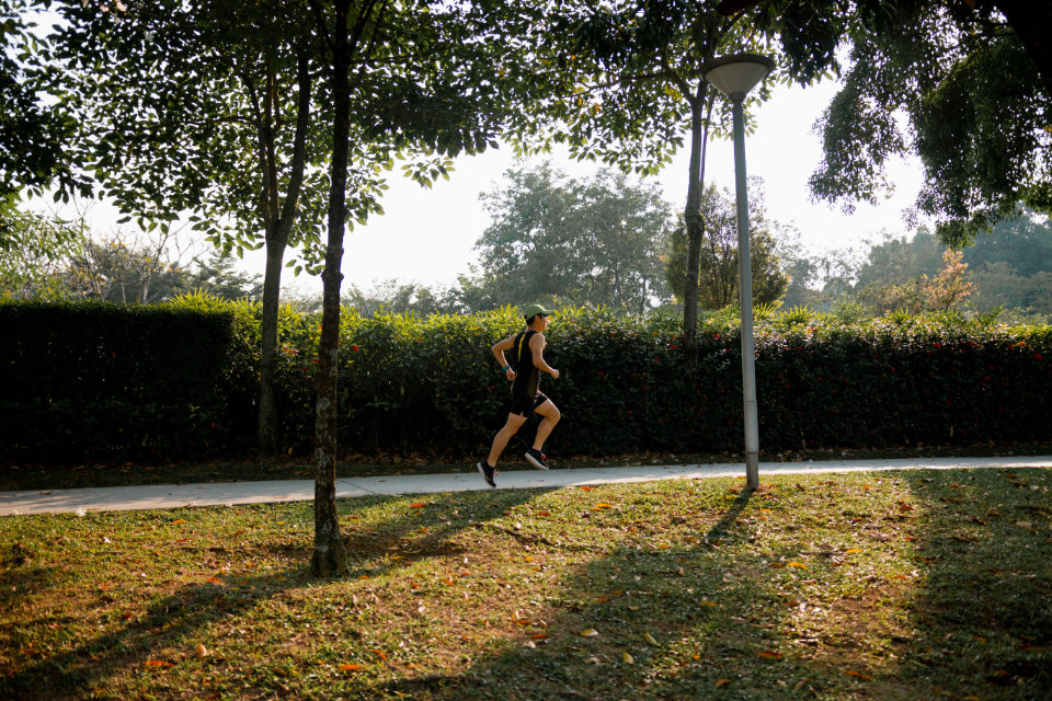 Lim Yew Khuay Shares His Secret of 9 Years of Running Success