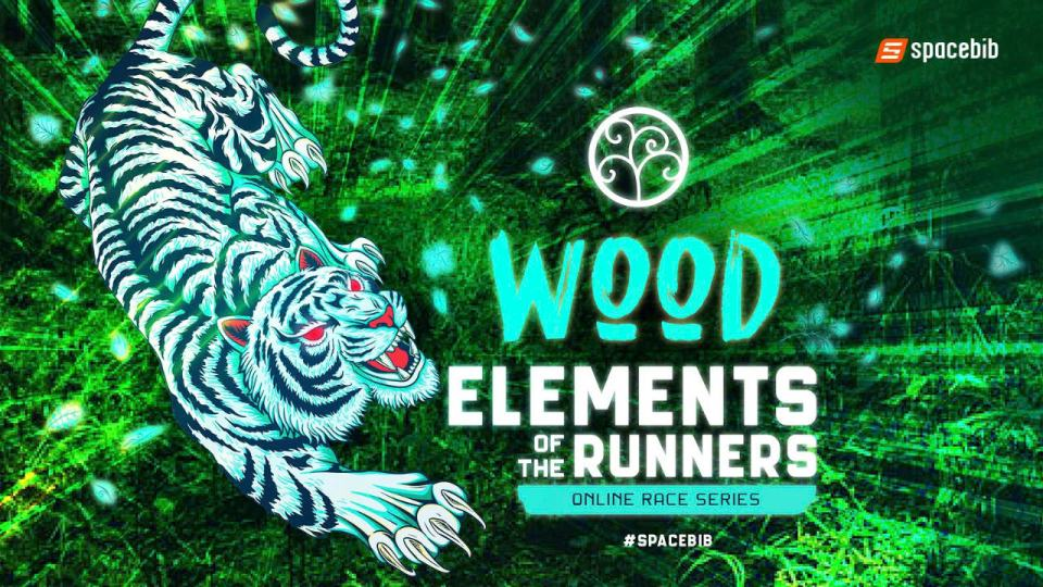 Wood - Elements of The Runners Online Race Series 2019