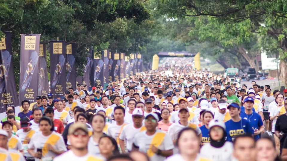 58-Year-Old Japanese Runner Dies During Maybank Bali Marathon 2019