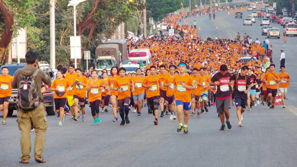 Yoma Yangon International Marathon 2020: You Can Join The Best Marathon in Myanmar