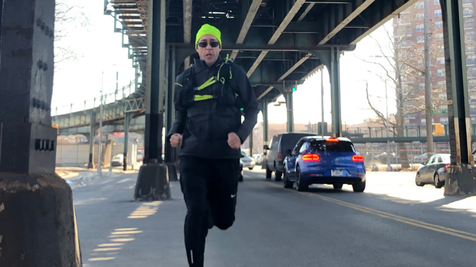 A New York Ultra Runner Turn Every Ultra Running A Worthy History Lesson