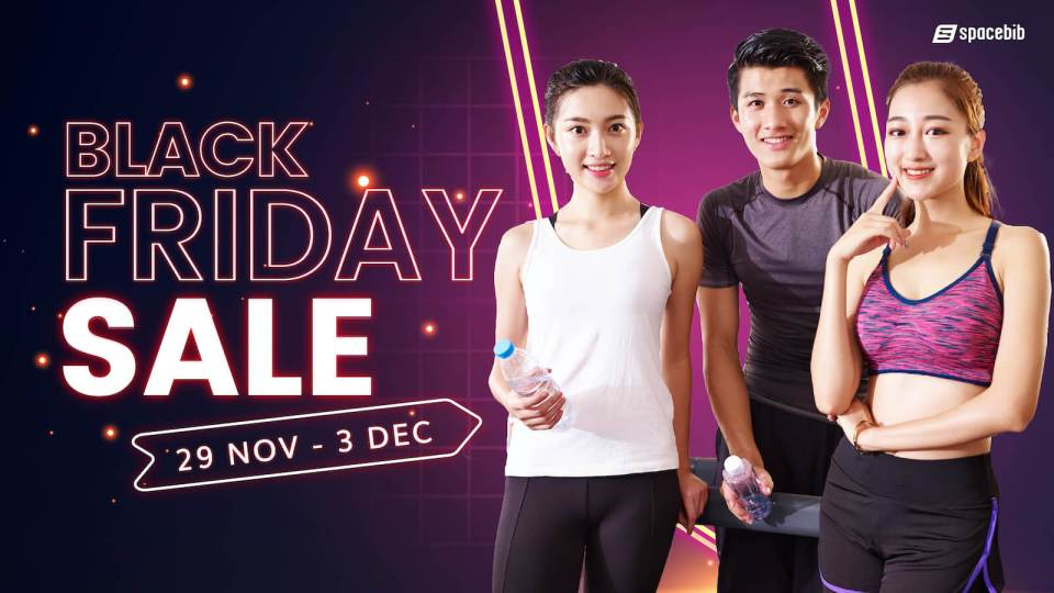Spacebib Black Friday 2019: Here Are The Best Running Event Deals