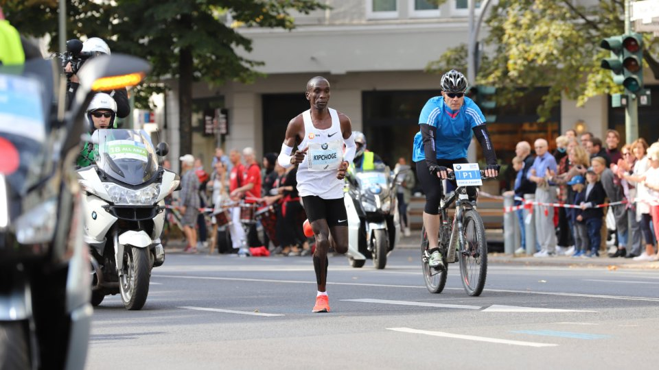 Eliud Kipchoge: A Titan On and Off the Marathon Circuit