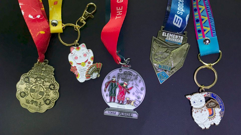 Here's Why Finisher Medals Are Important To Runners