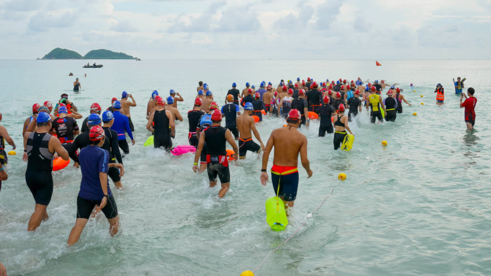 How To Train For Your First Aquathlon