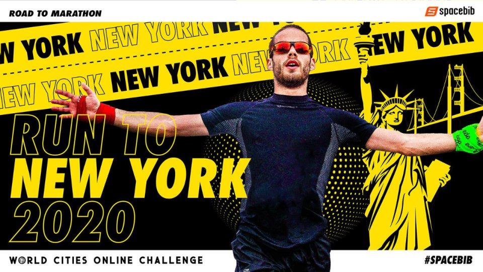 World Cities Online Challenge: Run To New York 2020