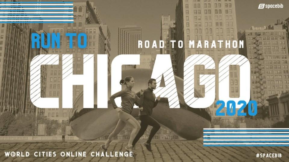 World Cities Online Challenge: Run To Chicago 2020
