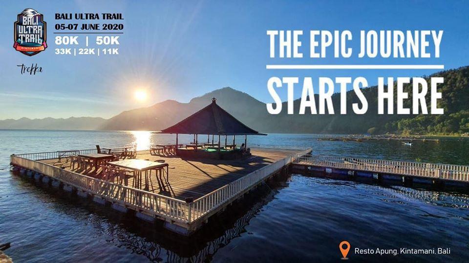 Bali Ultra Trail 2020