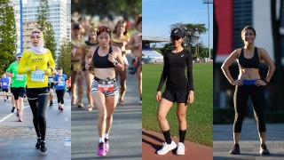 Floral Women Online Race: Strong is the new beauty