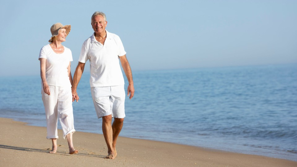 Why Power Walk Is The Best Exercise For Seniors