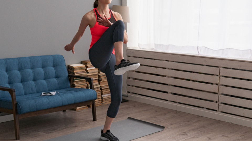Best Home-Based Workouts For Women To Prepare For A Marathon
