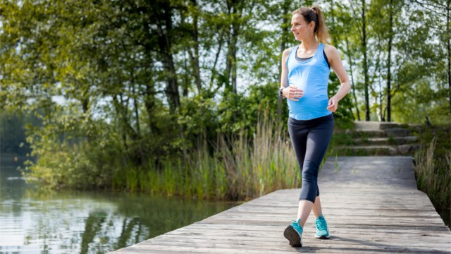 What Sort Of Running Can You Do During Pregnancy?