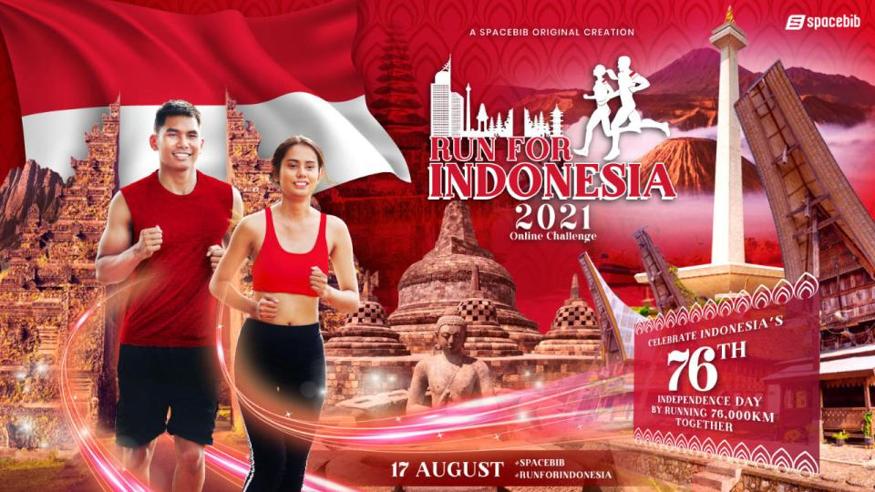 Run For Indonesia Online Challenge 2021